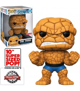 """Pop! The Thing Super Sized 10"""" Edition Limitée [570]"""