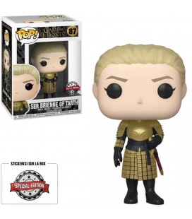 Pop! Ser Brienne of Tarth Edition Limitée [87]