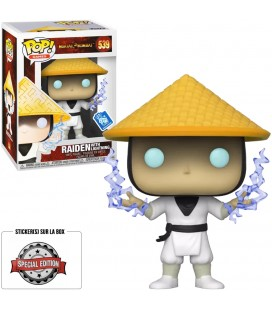 Pop! Raiden (with Lightning) Edition Limitée [539]
