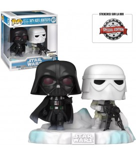 Pop! Deluxe Darth Vader & Snowtrooper Edition Limitée [377]