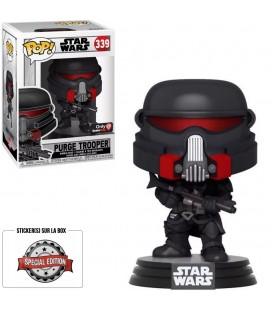 Pop! Purge Trooper Edition Limitée [339]