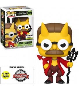 Pop! Devil Flanders GITD Edition Limitée [1029]