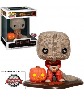 Pop! Deluxe Sam With Pumpkin & Sack Edition Limitée [1002]