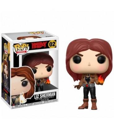 Pop! Liz Sherman [02]