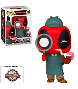 Pop! Sherlock Deadpool Edition Limitée [784]