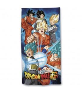 Serviette de Plage / Bain Dragon Ball Super V2