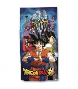 Serviette de Plage / Bain Dragon Ball Super V3