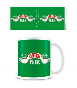 Mug Central Perk Green