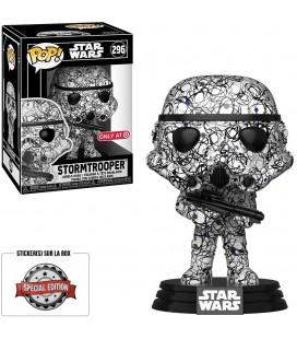 Pop! Stormtrooper Edition Limitée [296]