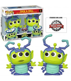 Pop! Tuck & Roll Edition Limitée [2-Pack]