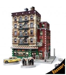 Puzzle 3D Central Perk (440)