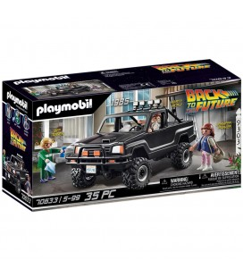 Set Pick-Up de Marty Playmobil