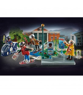 Set Course d'Hoverboard Playmobil