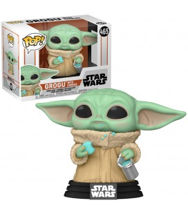 Pop! Grogu / The Child (with Cookies) [465]