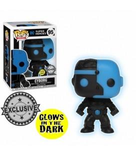 Pop! Cyborg Silhouette GITD LE [95]