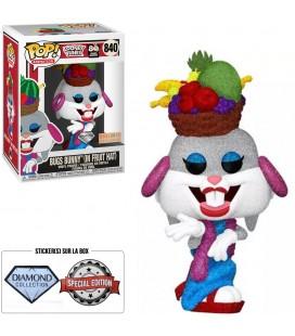 Pop! Bugs Bunny (In Fruit Hat) Diamond Edition Limitée [840]