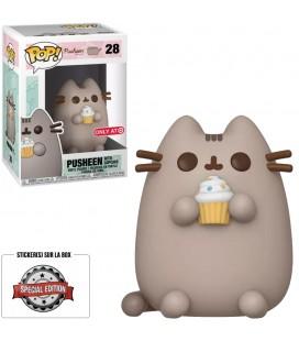 Pop! Pusheen with Cupcake Edition Limitée [28]