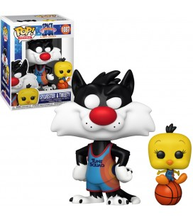 Pop! Sylvester & Tweety (Space Jam 2) [1087]
