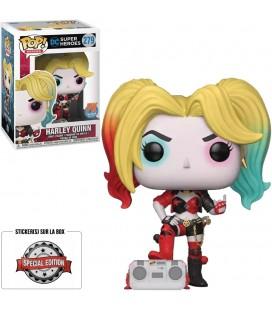 Pop! Harley Quinn Edition Limitée [279]