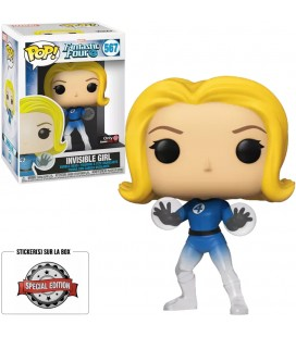 Pop! Invisible Girl Edition Limitée [567]