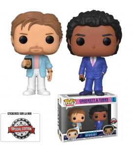 Pop! Crockett & Tubbs Edition Limitée [2-Pack]