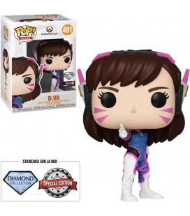 Pop! D.Va Diamond Edition Limitée [491]