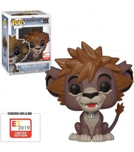 Pop! Sora (Lion Form) Edition Limitée [556]