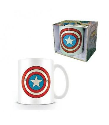 Mug Captain America SHield