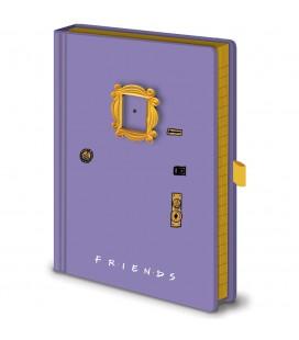 Journal / Notebook A5 frame Door