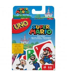 Jeu de Cartes Uno Super Mario