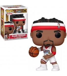 Pop! Allen Iverson [102]