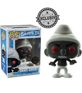 Pop! Gnap (Black) Smurf [274]