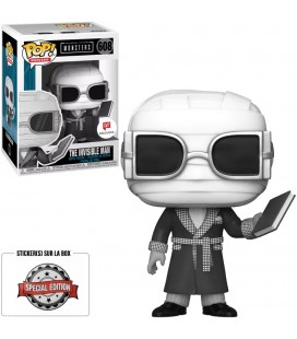 Pop! The Invisible Man Limited Edition [608]