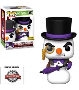 Pop! The Penguin Snowman Edition Limitée [367]
