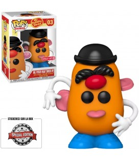 Pop! Mr. Potato Head Mixed Up Edition Limitée [03]