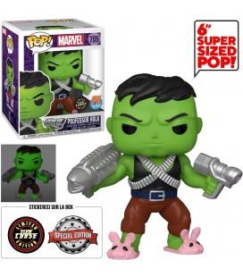 "Pop! Professor Hulk GITD Chase Super Sized 6"" Edition Limitée [705]"