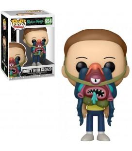 Pop! Morty (With Glorzo) [954]