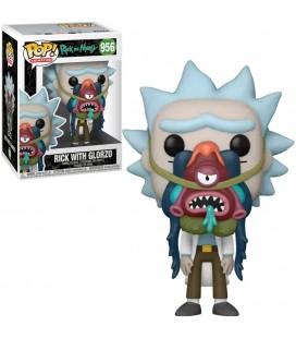 Pop! Rick (With Glorzo) [956]