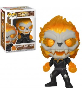 Pop! Ghost Panther [860]