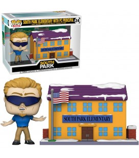 Pop! Town South Park Elementary with PC Principal [24]