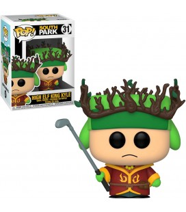 Pop! High Elf King Kyle [31]