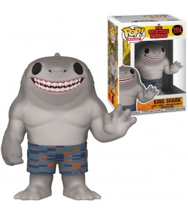 Pop! King Shark (The Suicide Squad) [1114]