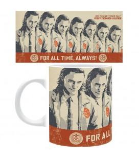 Mug Loki Time Variance Authority