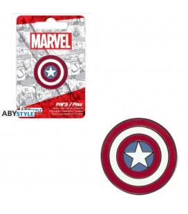 Pin's Bouclier Captain America