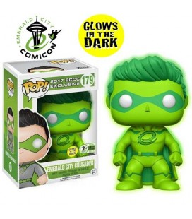 Pop! Emerald City Crusader ECCC 2017 GITD [179]
