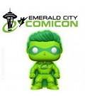 Pop! Emerald City Crusader ECCC 2017 GITD [179]