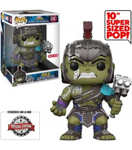 "Pop! Hulk Super Sized 10"" Edition Limitée [241]"