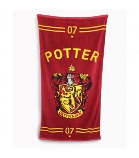 Serviette de Plage / Bain Potter Quidditch