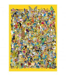 Puzzle Cast of Thousands (1000)
