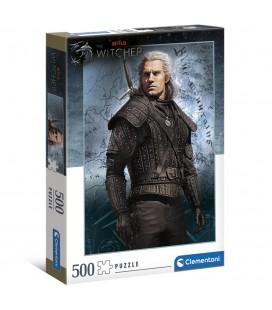 Puzzle Geralt (500)